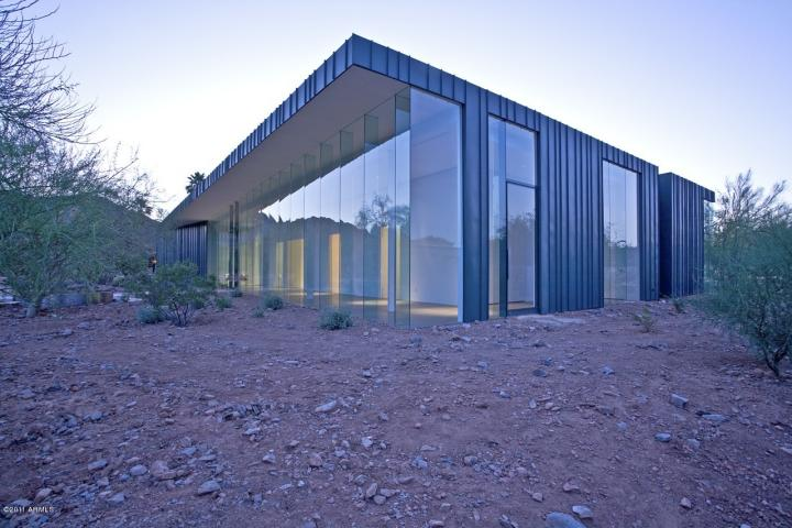Beautiful Contemporary Luxury Homes In Paradise Valley, Arizona For Sale  Today
