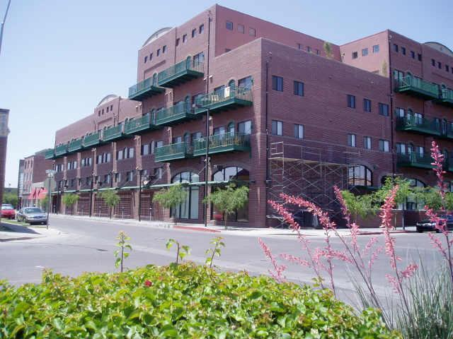 Downtown Phoenix Urban Loft High Rise Luxury Condo Neighborhood