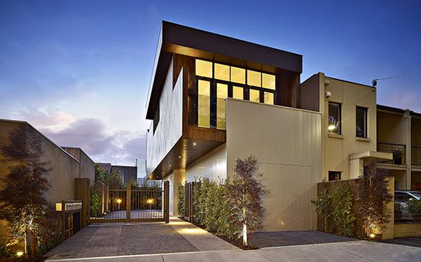 luxury townhouses