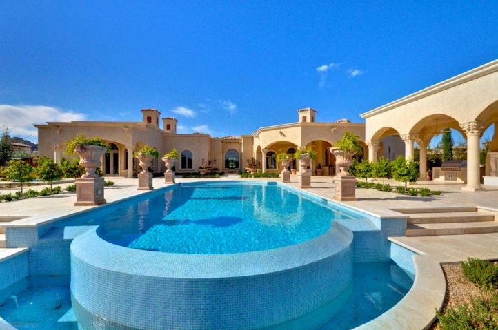 Fab 4 mansion sales in paradise valley scottsdale for Houses for sale pool