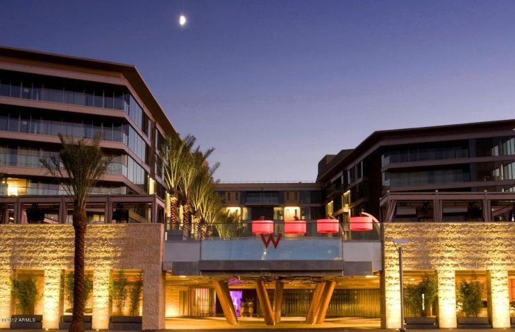 W Scottsdale The Residences