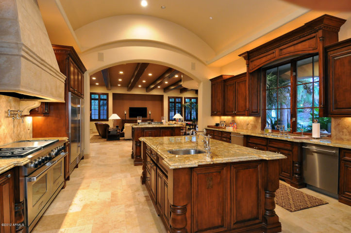 Peak Inside The Top March Madness Luxury Home Sales