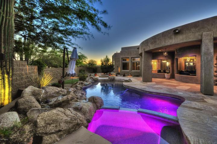 9731 E HIDDEN GREEN DR Scottsdale, AZ 85262