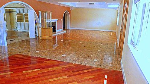 Huge Open Floor Plan