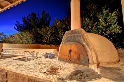 Pizza Oven - Home Price $3,150,000