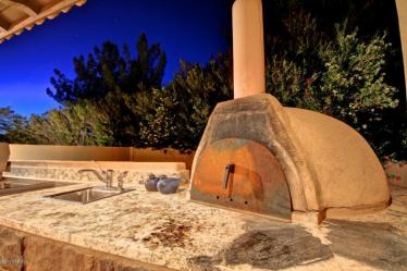 Pizza Oven - Home Price $3,150,000