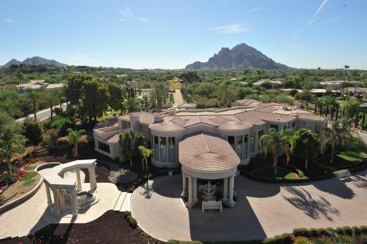 5837 N PALO CRISTI RD Paradise Valley, AZ 85253