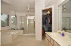 Master Bath-Walk in Closet