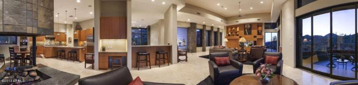 Open Floor Plan