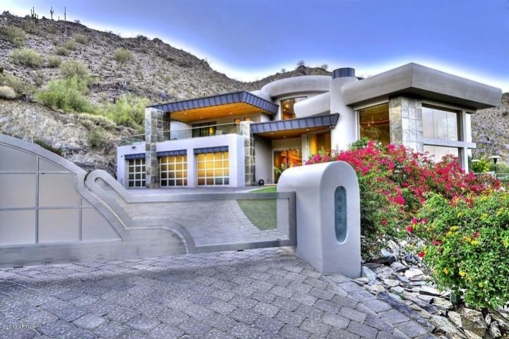 4550 E Foothill DR Paradise Valley, AZ 85253