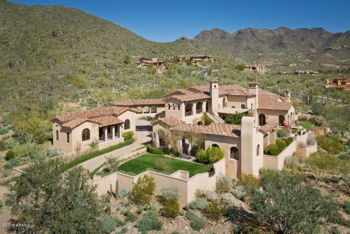 Most Expensive Home AZ 8