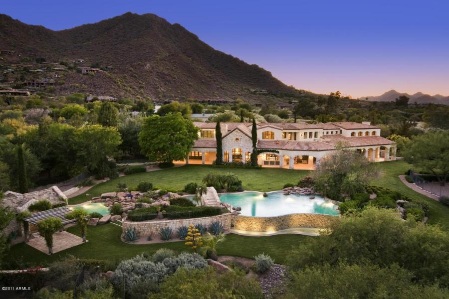 Most Expensive Home AZ