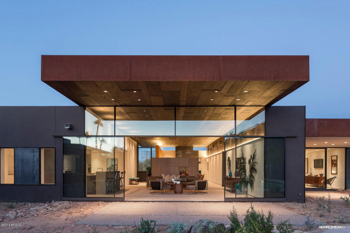 Marvelous Modern Homes Arizona #9: 9502 N 47TH ST Phoenix, AZ 85028 12
