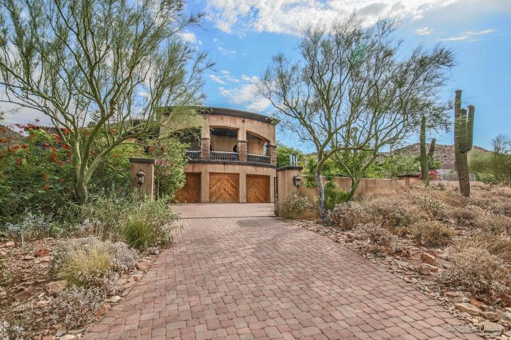 11861 E Desert Trail RD Scottsdale, AZ 85259 11