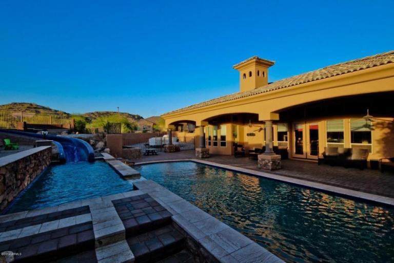 $760k santa barbara tuscan in estrella mountain ranch goodyear az