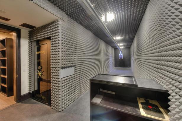 M indoor gun range a private dance studio state of
