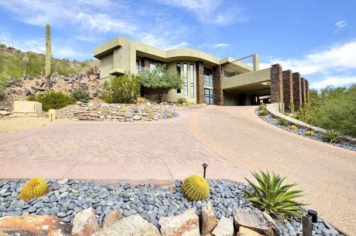 4506 E Foothill DR Paradise Valley, AZ 85253 1