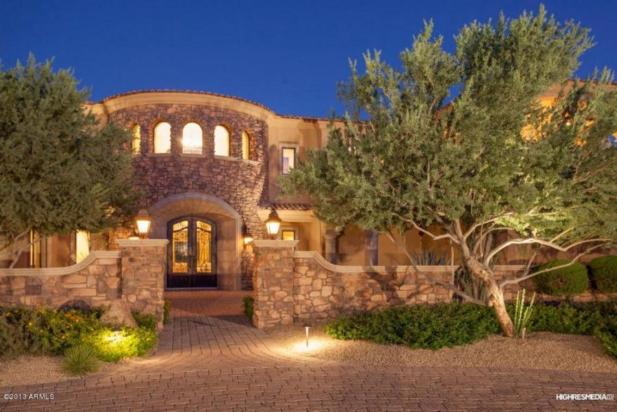 Arizona Luxury Home Market Update 4 7 M Scottsdale Santa