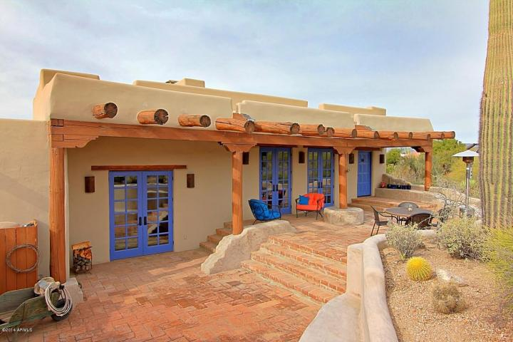 7614 E ROCKING CHAIR RD Carefree, AZ 85377 1