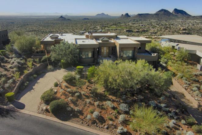 Lavish pAdZ! Arizona Dream Homes - Fine Estates & Architecture
