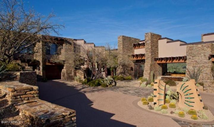 2014 Most Expensive Home Sold in Arizona 1