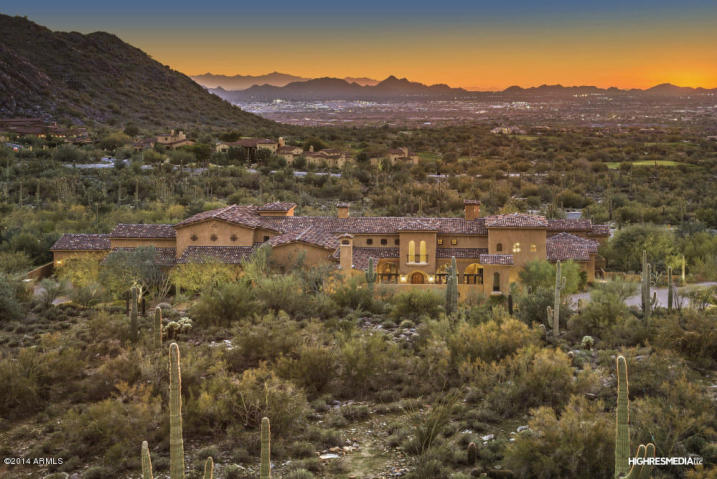 2014 Most Expensive Home Sold in Arizona 3