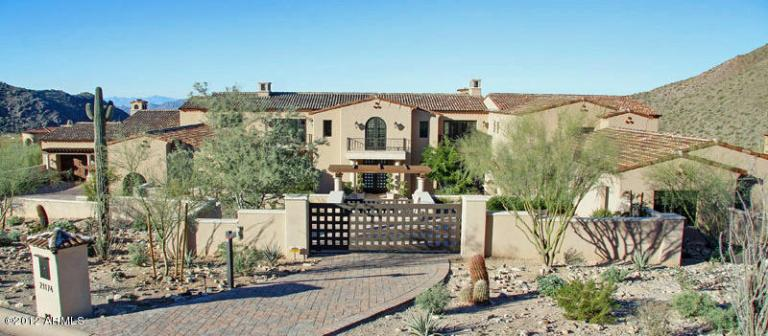 2014 Most Expensive Home Sold in Arizona 4