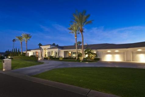 Matt Kemp Paradise Valley Estate