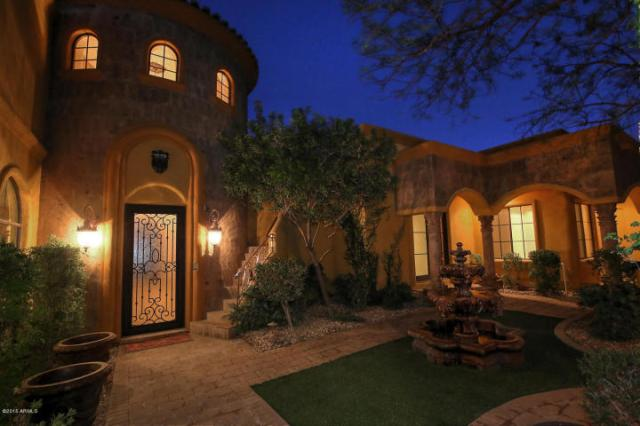 $2.2 million Mediterranean Villa in FireRock 8