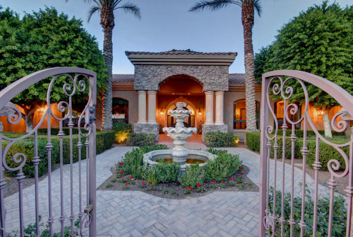 Damion Easley Glendale Mega Mansion