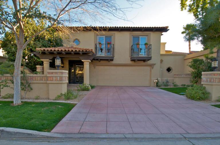 $1.2M Remodeled Cuernavaca Scottsdale Townhome