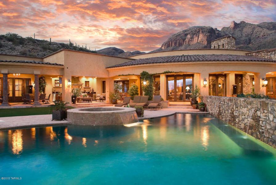 7 2m Jaw Dropping Silverleaf Spanish Estate Finally Sells