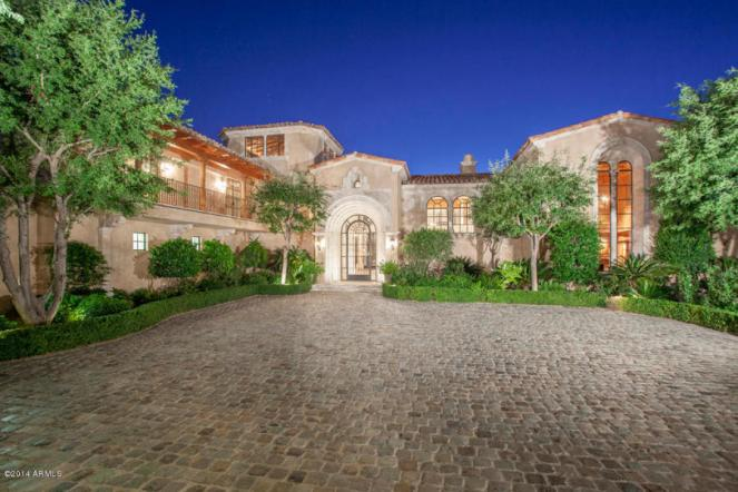 10 most expensive July 2015 AZ home sales