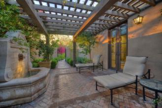Master Courtyard