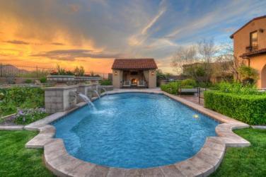 Lavish Pool