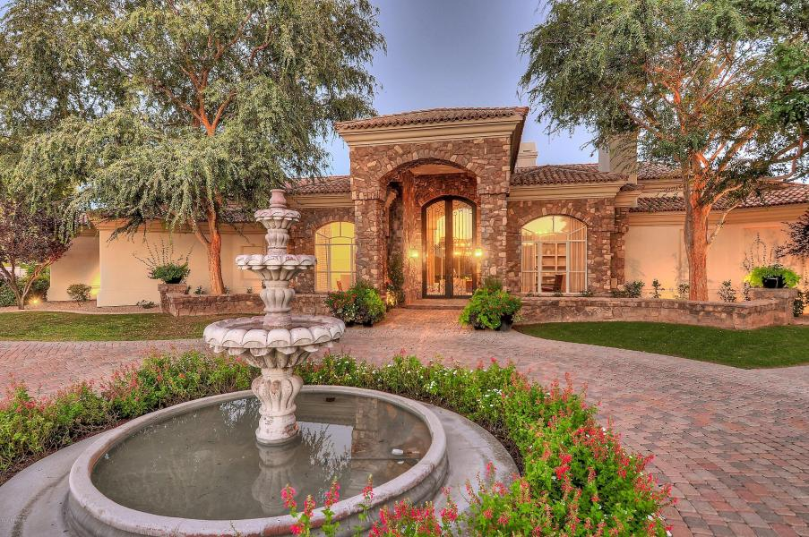 August 2015 expensive home sales