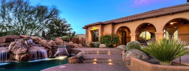 Spectacular One of a Kind, Stylish & Sophisticated Custom Home in Carefree AZ 15