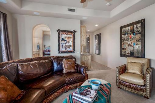 Spectacular One of a Kind, Stylish & Sophisticated Custom Home in Carefree AZ
