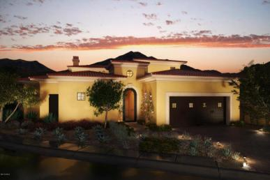 Sterling Estate Villas Silverleaf at DC Ranch