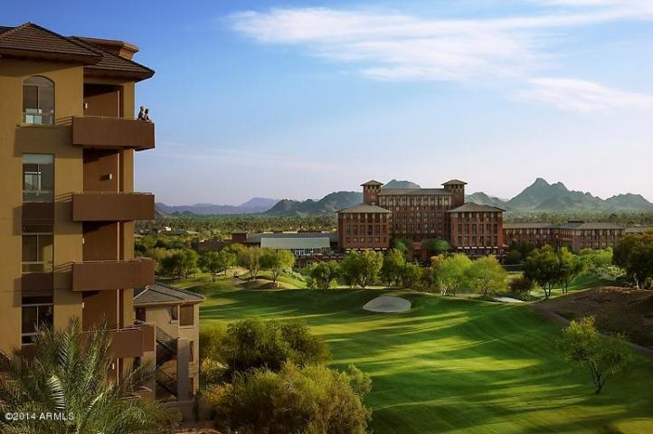 Scottsdale Landmark Penthouse #601 with views to spare 19