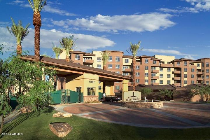 Scottsdale Landmark Penthouse #601 with views to spare 22