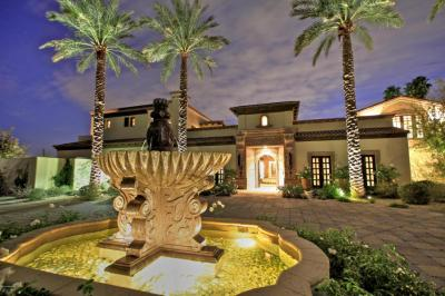 $16 million Tuscan-style Paradise Valley mansion sell for more than half the price 10