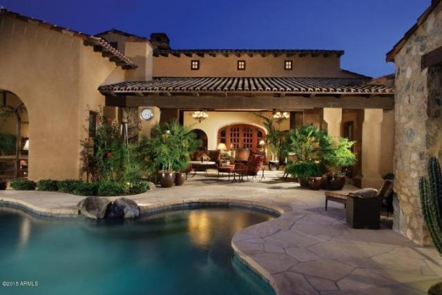 $16 million Tuscan-style Paradise Valley mansion sell for more than half the price 9