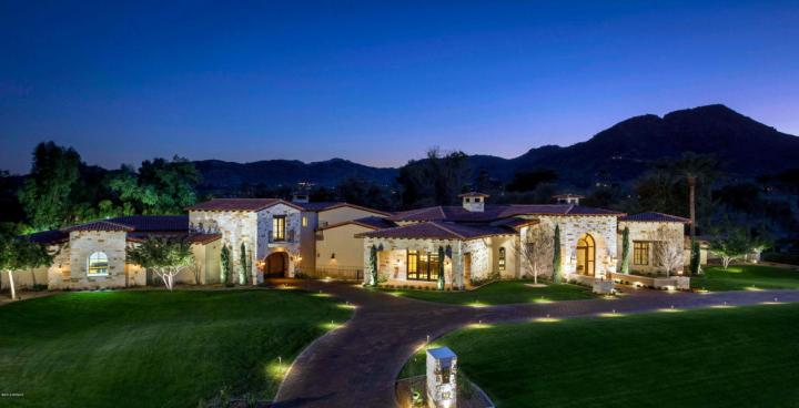 13 most expensive & extravagant homes sold in Arizona 2015 1