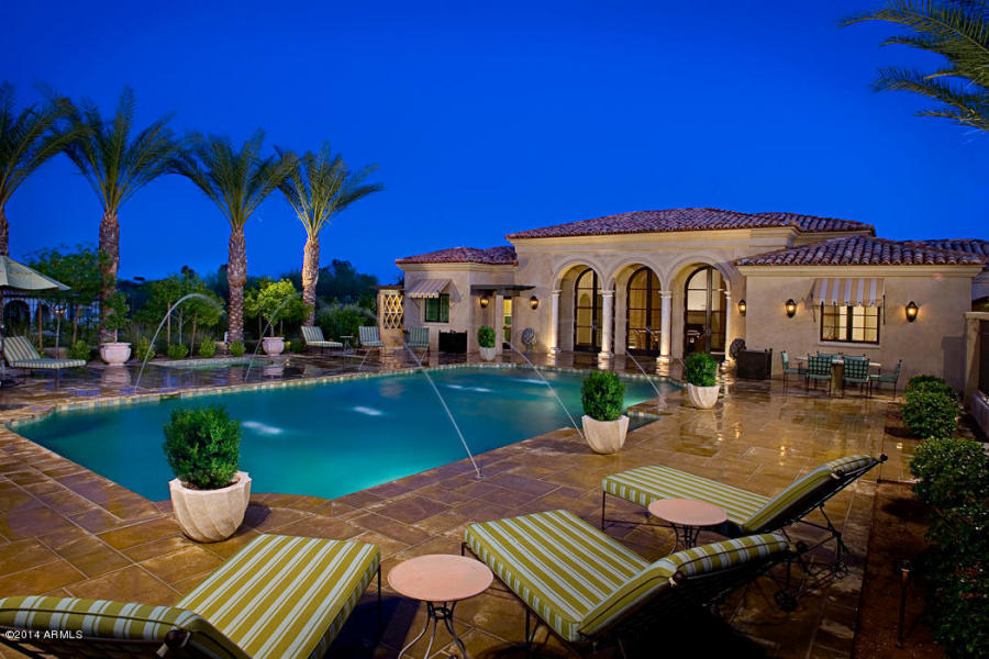 13 most expensive & extravagant homes sold in Arizona 2015