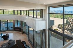 Contemporary nestled in the boulders of Tucson AZ (Private) Stone Canyon golf community 4