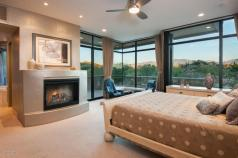 Contemporary nestled in the boulders of Tucson AZ (Private) Stone Canyon golf community 6