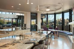 Contemporary nestled in the boulders of Tucson AZ (Private) Stone Canyon golf community 8