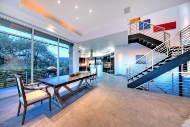 Feast your eyes on this modern masterpiece from the hillside of Squaw Peak 13