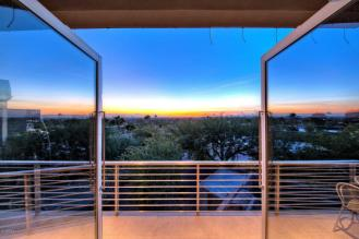 Feast your eyes on this modern masterpiece from the hillside of Squaw Peak 2
